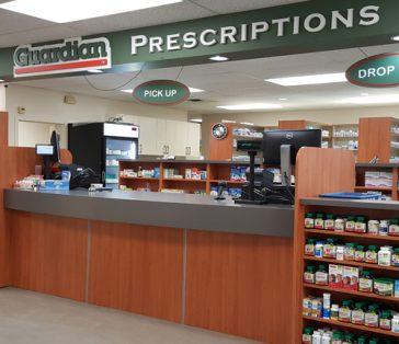 Guardian- Clinic Pharmacy, Midland